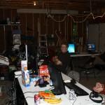 The Garage Crew.